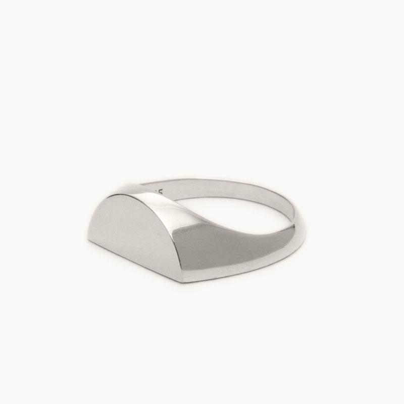 Half Signet Ring|リング – art.1607R011010L