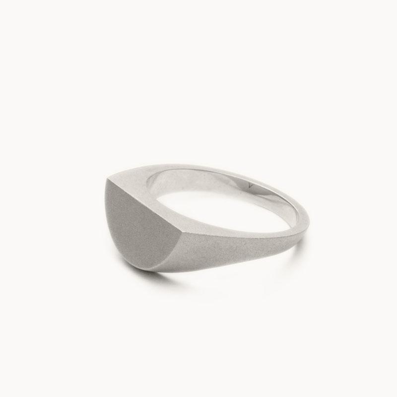 Half Signet Ring|リング – art.1607R011010S