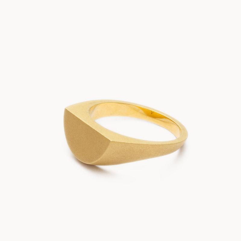 Half Signet Ring|リング – art.1607R011020S