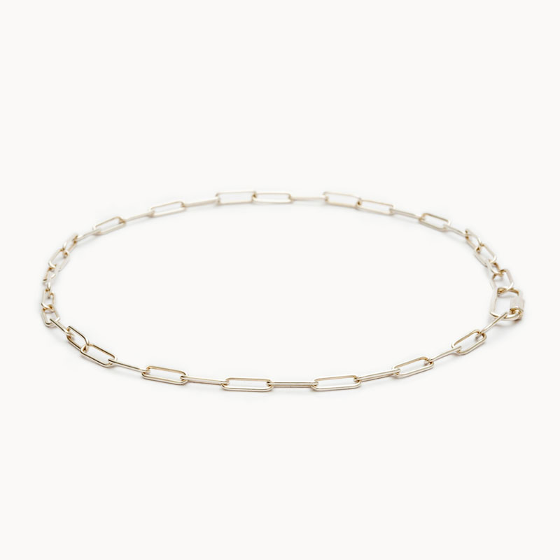 Link Chain Necklace 41|ネックレス – art.1706N221010