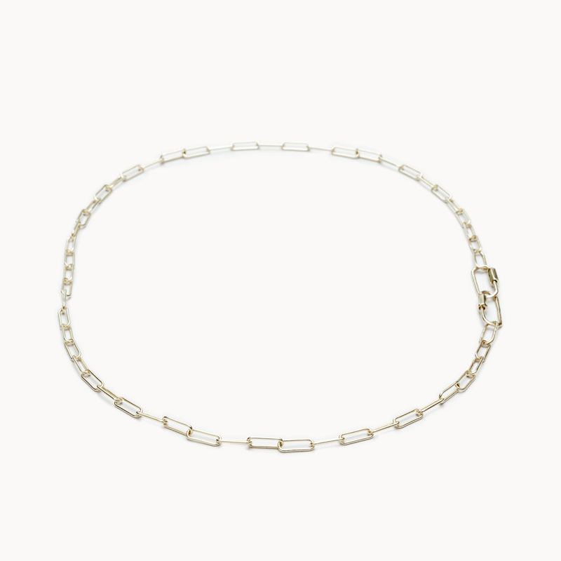 Link Chain Necklace 60|ネックレス – art.1706N231010