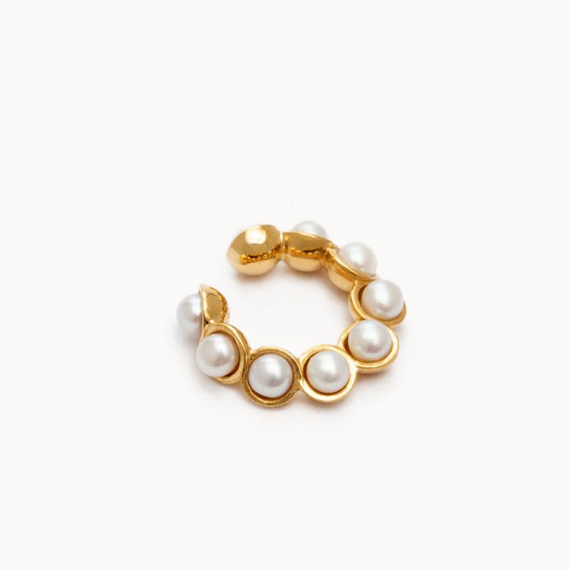 Pearl Ear Cuff S|イヤーカフ – art.1803C061020
