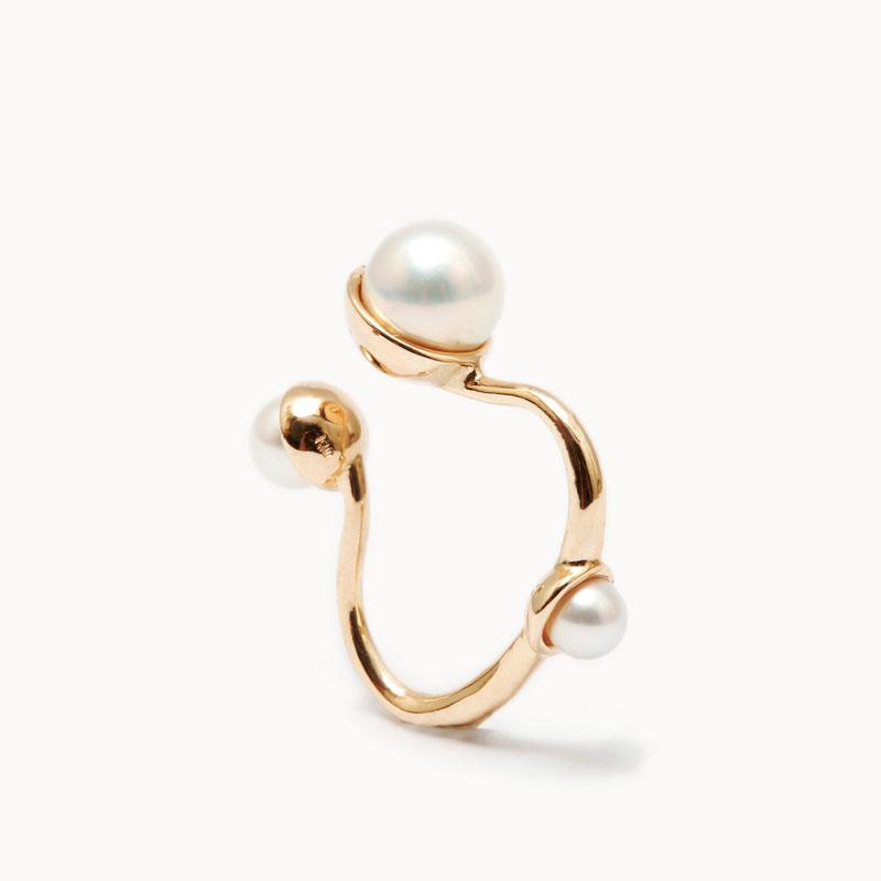 Pearl Ear Cuff|イヤーカフ – art.1803C183030