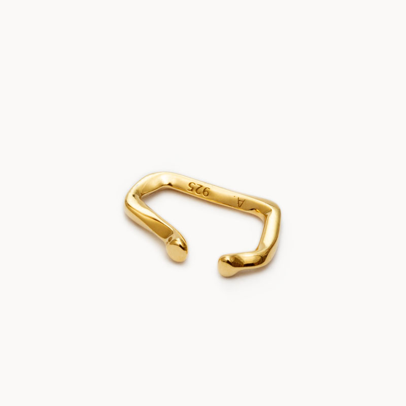 Twisted Ear Cuff S|イヤーカフ – art.1904C051020