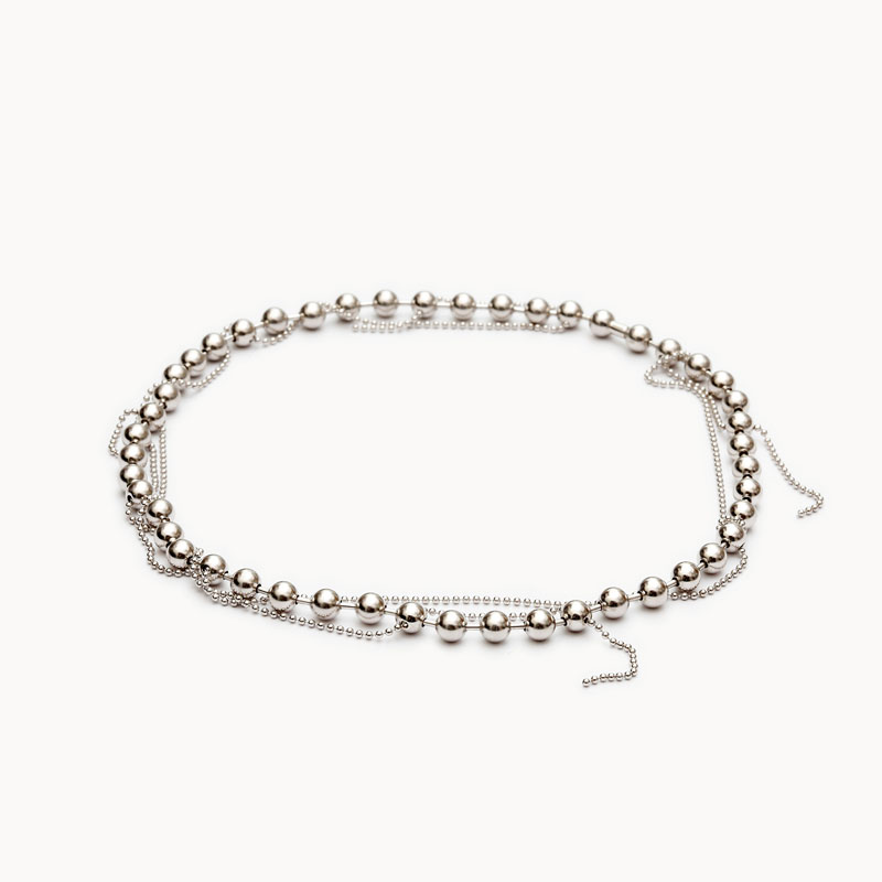 DB Ball Chain Necklace|ネックレス – art.2002N011010